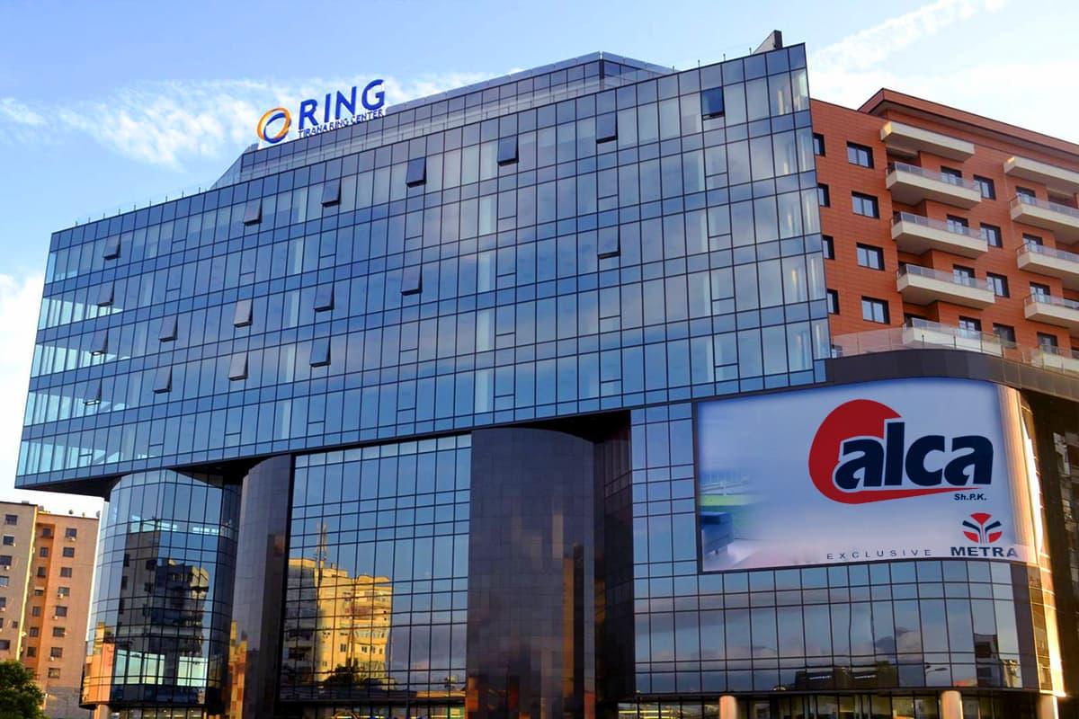 Tirana Ring Center